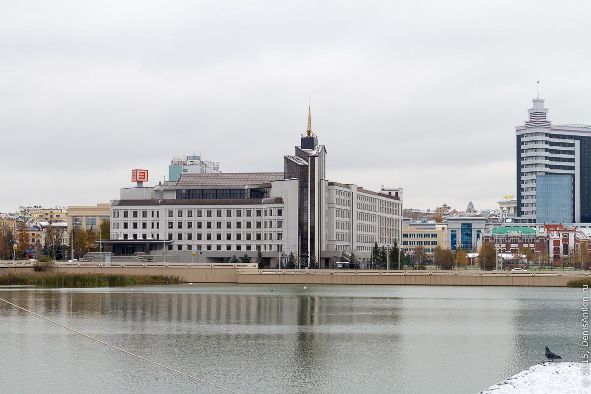 Нижний Кабан и Булак Казань 7