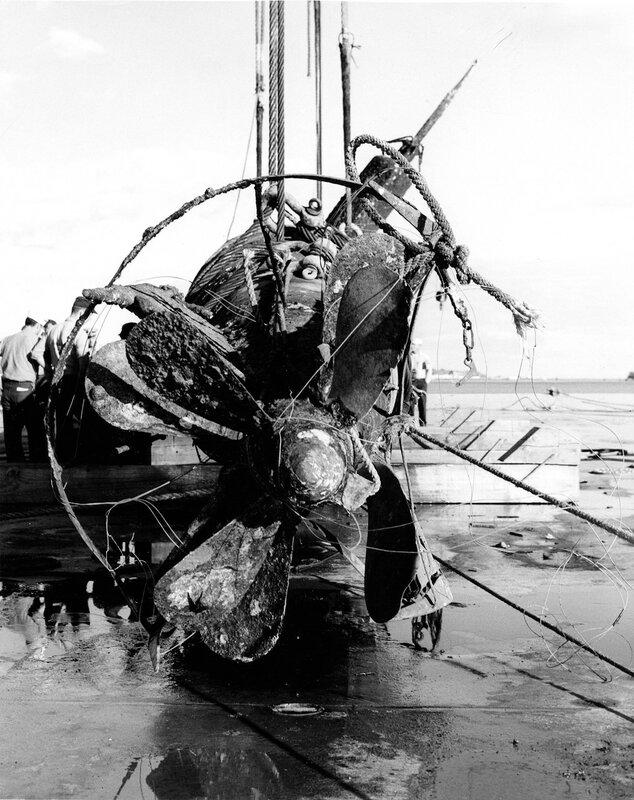 Free huge midget submarines inside pearl harbor
