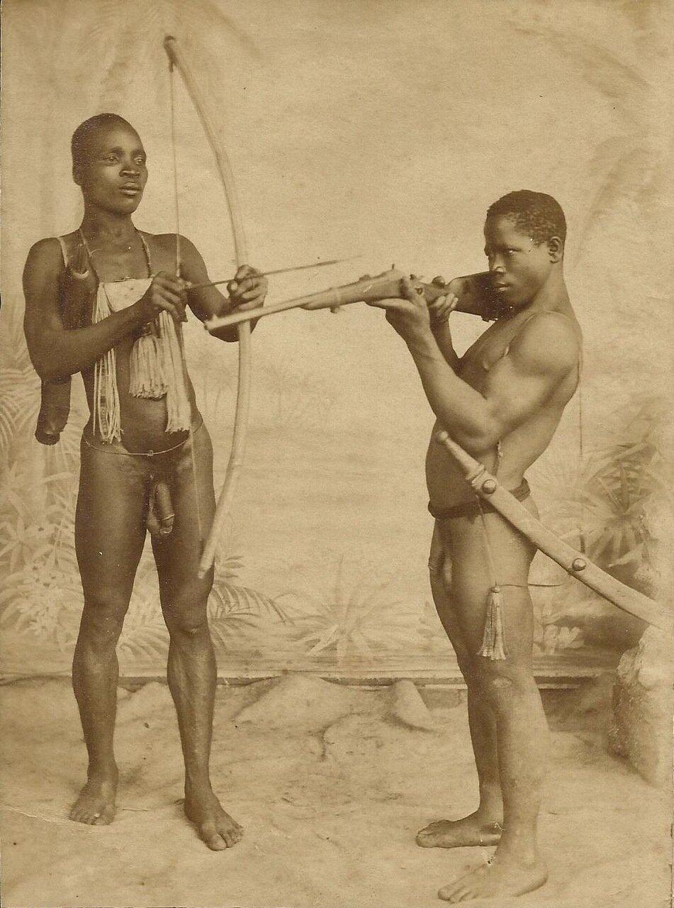1880-е. Африканские воины