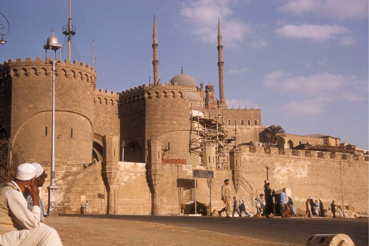 Цитадель и Мечеть Мухаммеда Али