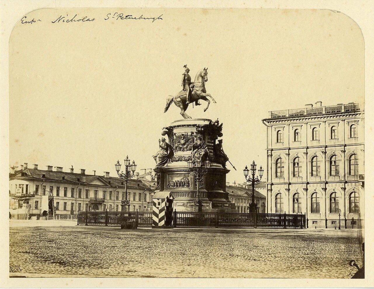 33. Памятник Николаю I