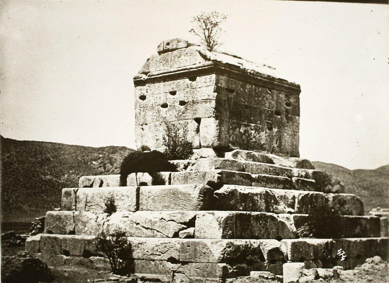 Пасаргады. Мавзолей Кира Великого