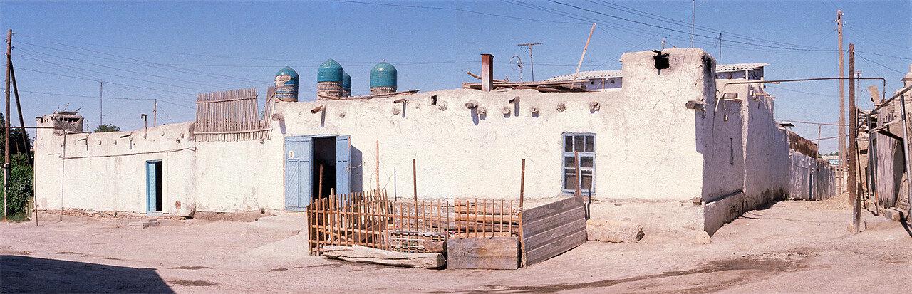 1988. Бухара
