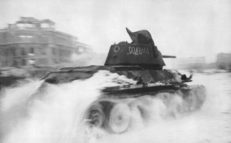«Красная звезда», 9 марта 1943 года