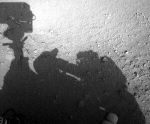 Curiosity на Марсе ремонтируют гуманоиды