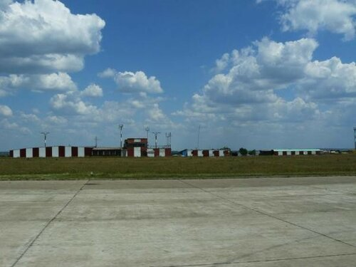 Минтранс готов обсудить модернизацию аэропорта в Бельцах