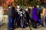 Ночь тротуарной астрономии в Омске 04.04.2015