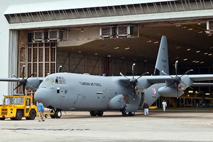 Американцы закончили поставки Тунису транспортных самолетов Super Hercules