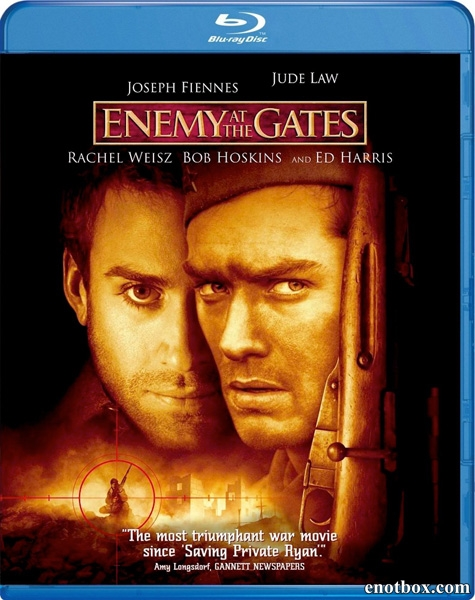 Враг у ворот / Enemy at the Gates (2001/BDRip/HDRip)