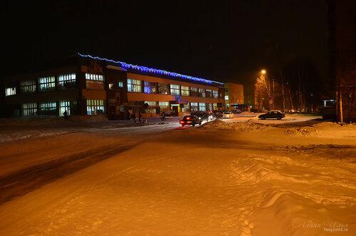 Фото города Инта №7359  Северо-восточный угол Куратова 1 23.12.2014_17:46