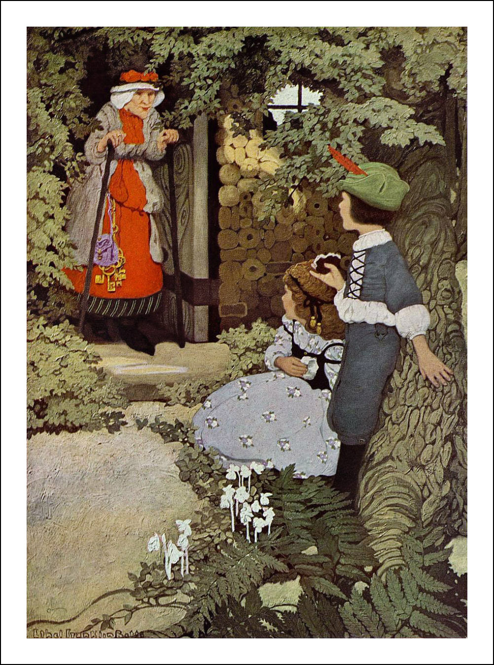 Ethel Franklin Betts, Fairy tales from Grimm