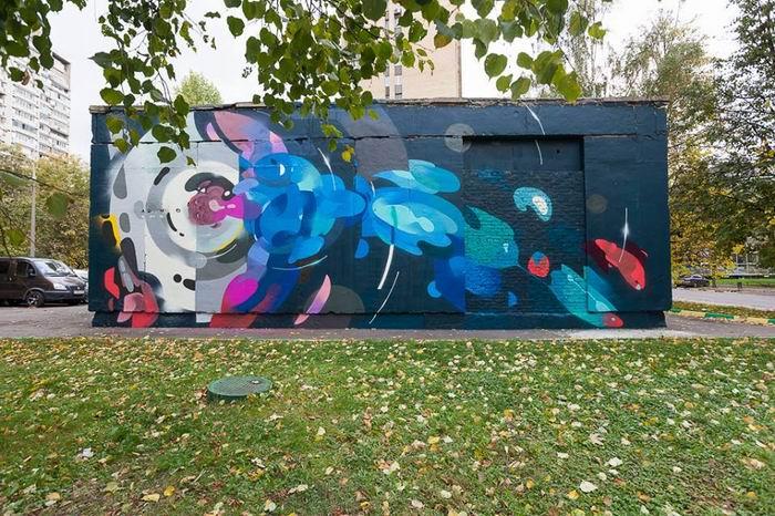 Андрей Адно / Adno - дизайнер и граффитчик с диагнозом: «артоголизм»