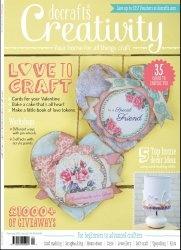 Журнал Docrafts® Creativity  Issue 55