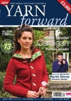 Yarn Forward (Knit), Issue 07  December 2008 pdf 103Мб