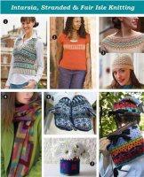 Журнал Exploring Color Knitting jpg 54Мб