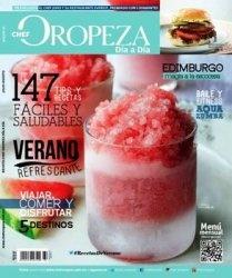 Chef Oropeza Dia a Dia №42 - Julio-Agosto 2013