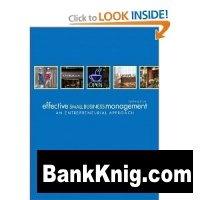 Книга Effective Small Business Management (10th Edition) pdf  14Мб