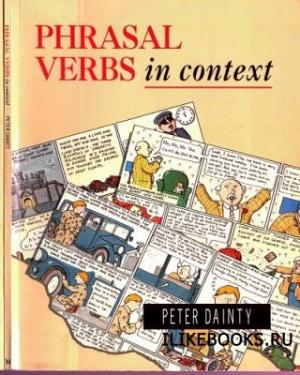 Dainty Peter - Phrasal Verbs in Context