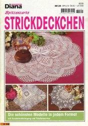 Журнал Diana Special Strickdeckchen D109