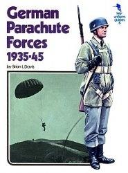 German Parachute Forces 1935-45
