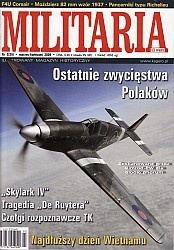 Журнал Militaria XX wieku Nr 29