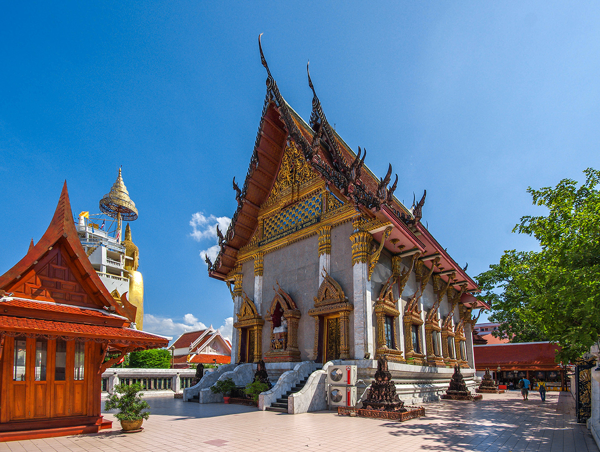 Храм Стоящего Будды