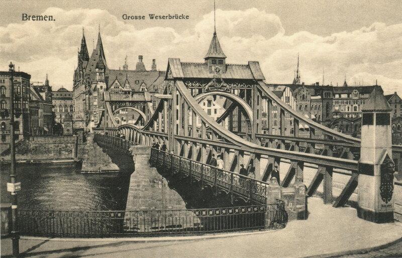 Grosse Weserbrücke