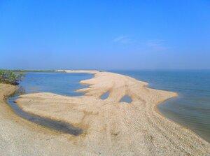 Август, велопробег, Азовское побережье, 2014 год