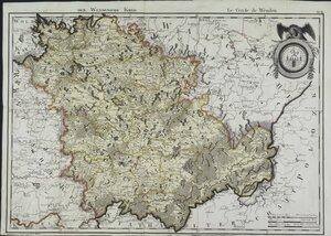 1791. Венденский уезд