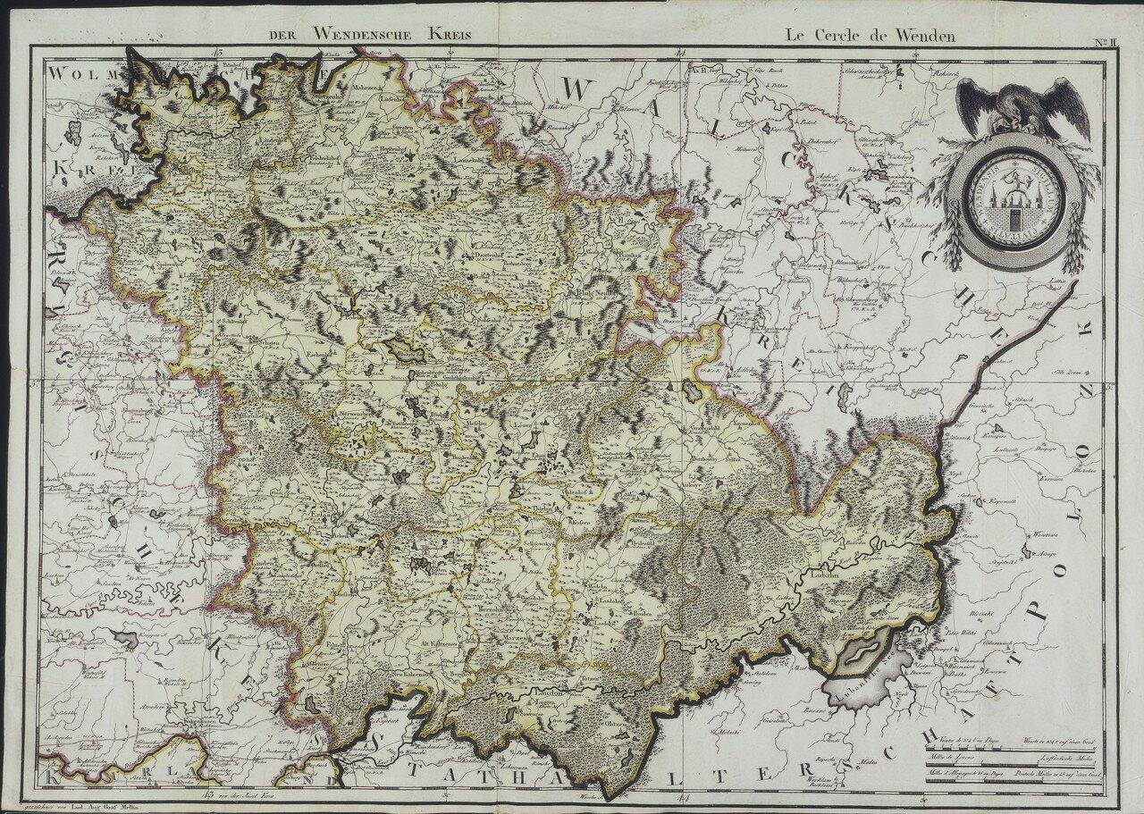 03. 1791. Венденский уезд