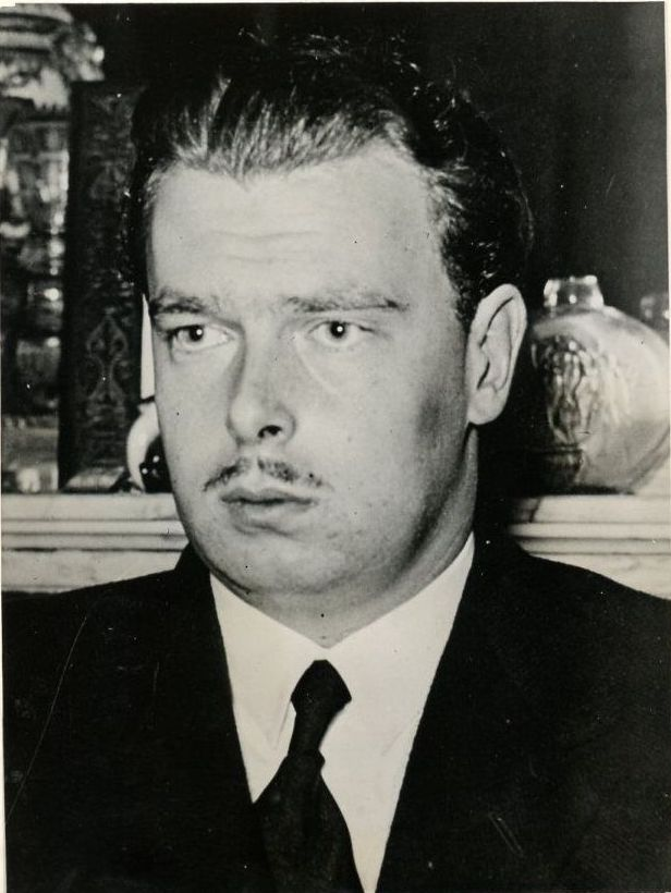 1938. Великий князь Владимир Кириллович, глава дома Романовых