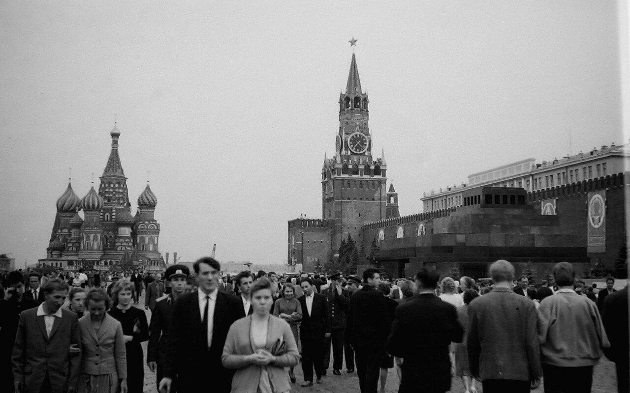 163. На Красной площади