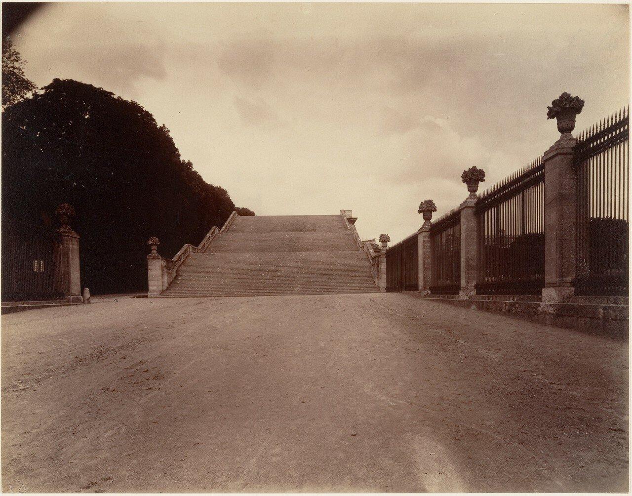 1901. Версаль, Оранжерейная лестница