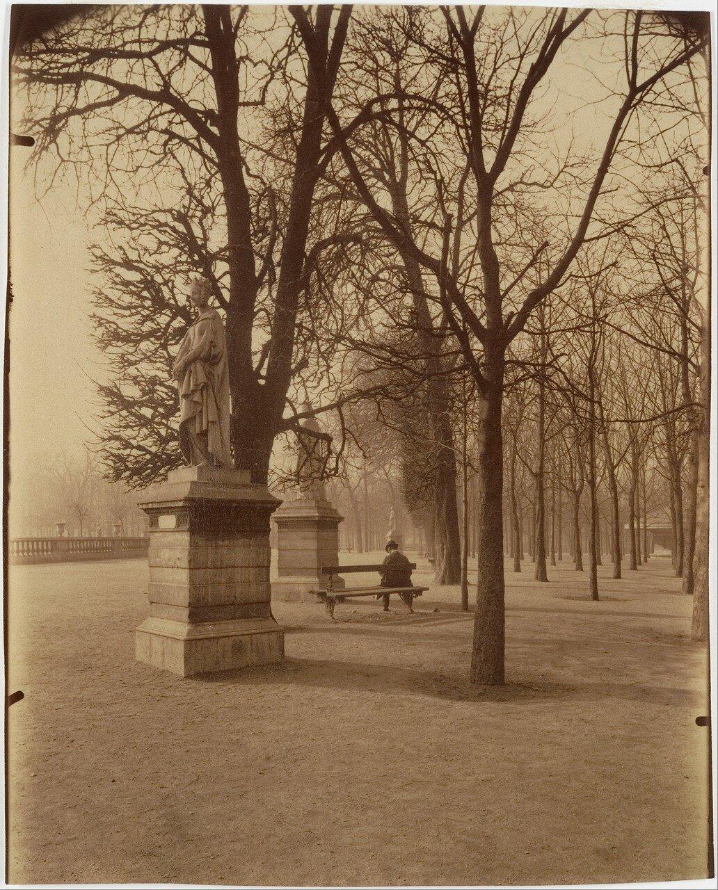 1902. Люксембургский сад
