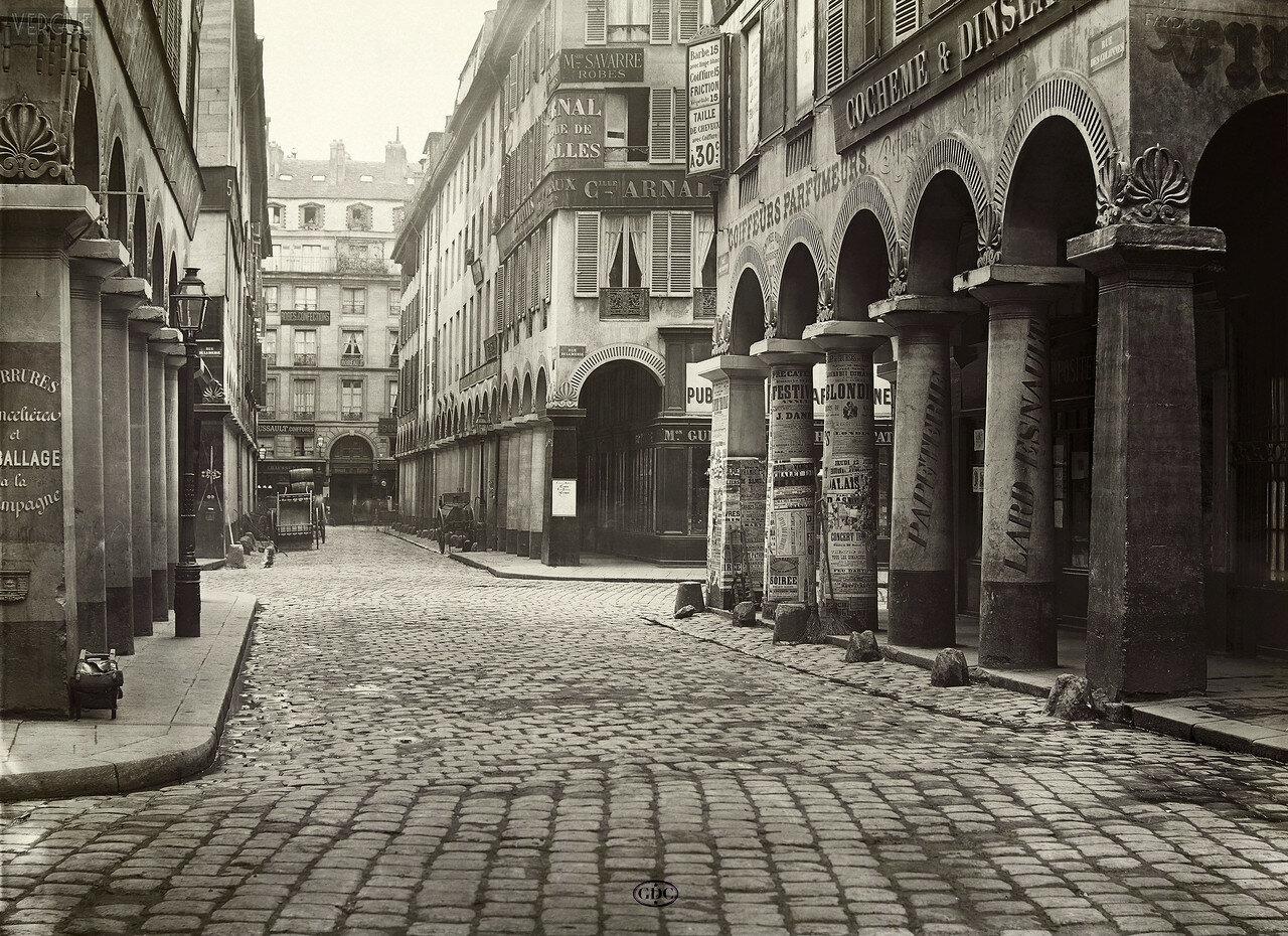 Рю Колонн, 1866
