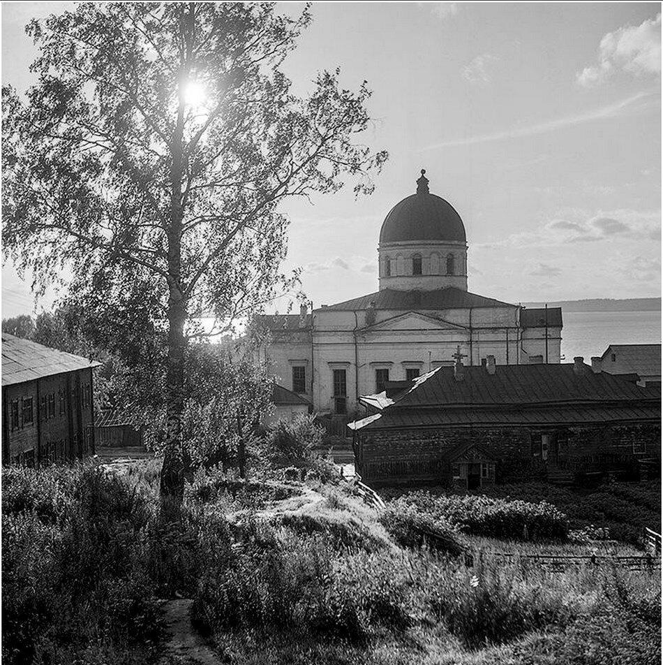 Троицкий собор Никольского Староторжского монастыря