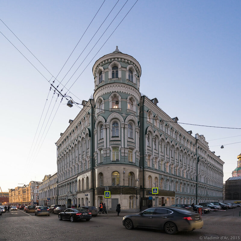 Ильинское (Стряпческое) подворье Свято-Троице Сергиевой Лавры