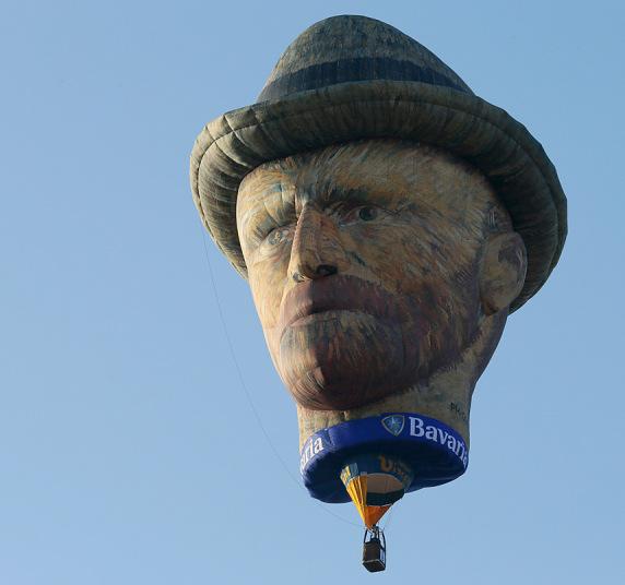 Philippines Hot Air Balloon