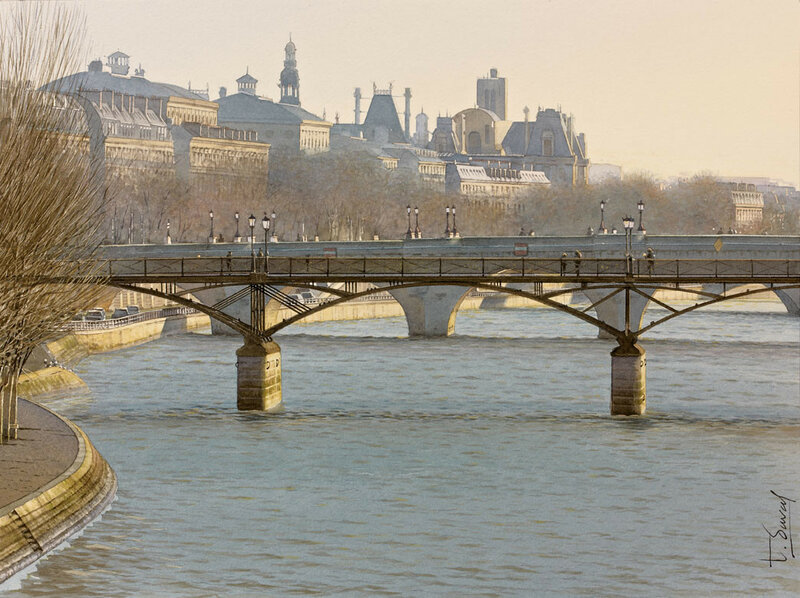 Le bleu Paris