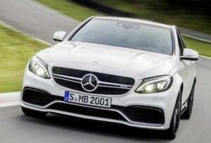 Mercedes-Benz в 2015 году выпустит купе C-класса