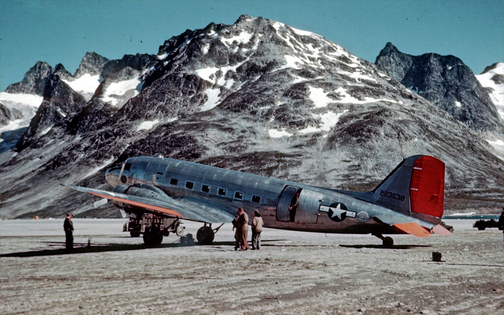 1945 Greenland by Gene Cotton.jpg