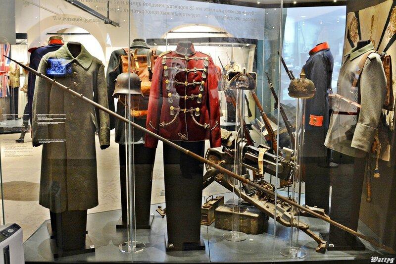 Форма и оружие немецкой армии