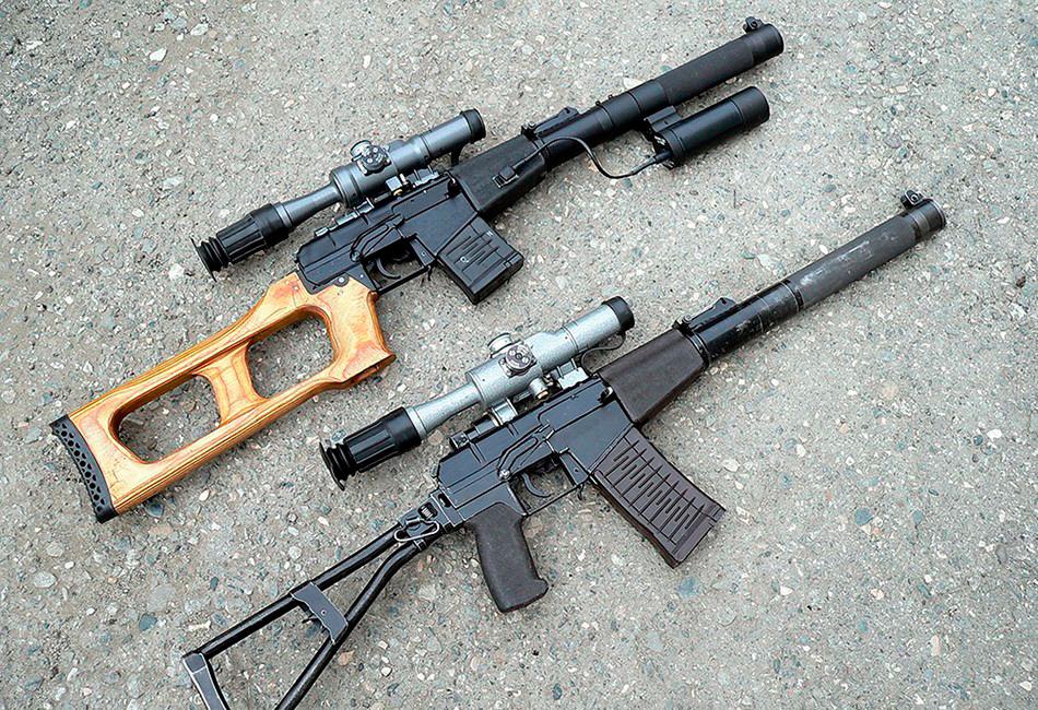 Известные русские снайперские винтовки