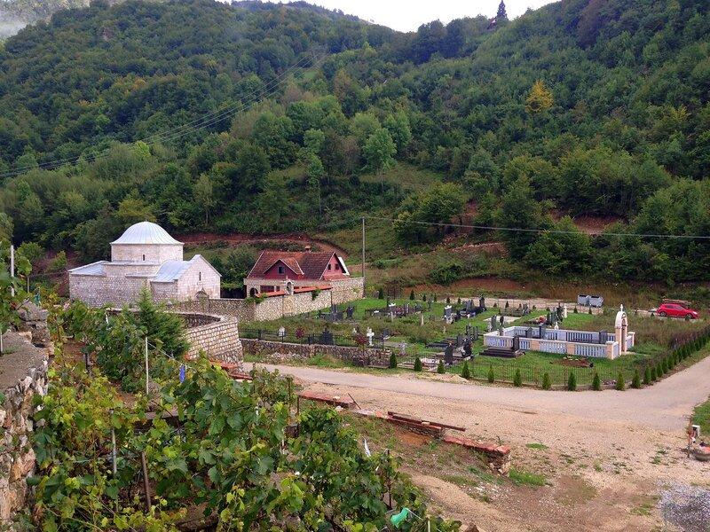 Шчепан поле и церковь под Соколом