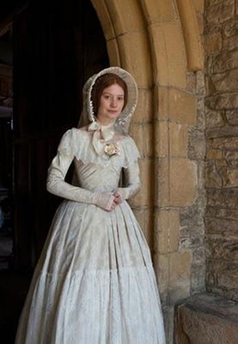 Свадебная мода XIX века в известных фильмах