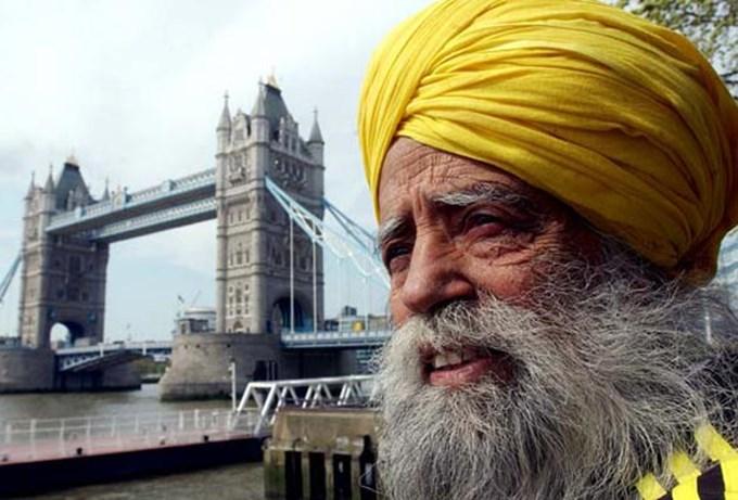 Самый старый марафонец в мире