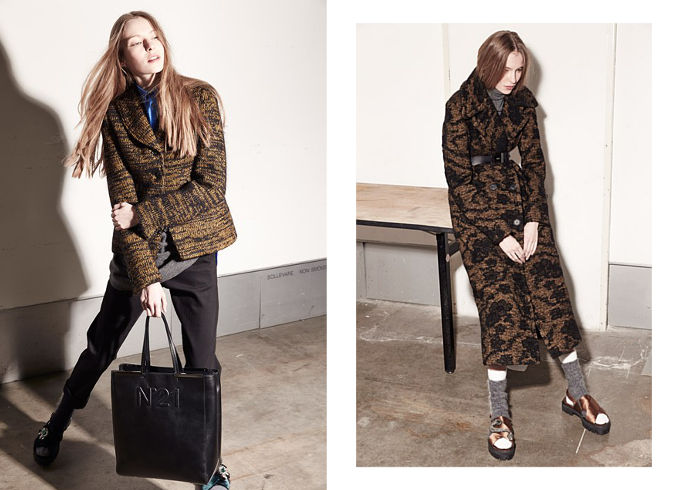 NO. 21 PRE FALL WINTER 2015 9