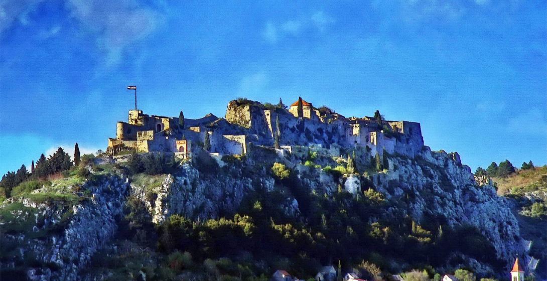 Миерин Форт Клисс, Хорватия