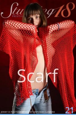 Журнал Stunning18: Jenny D - Scarf (19-11-2013)