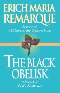 Книга The Black Obelisk